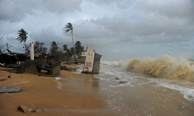 Trópusi vihar csapott le a thaiföldi nyaralókra