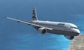 A görög gazdasági válság ellenére is szárnyal az Aegean Airlines