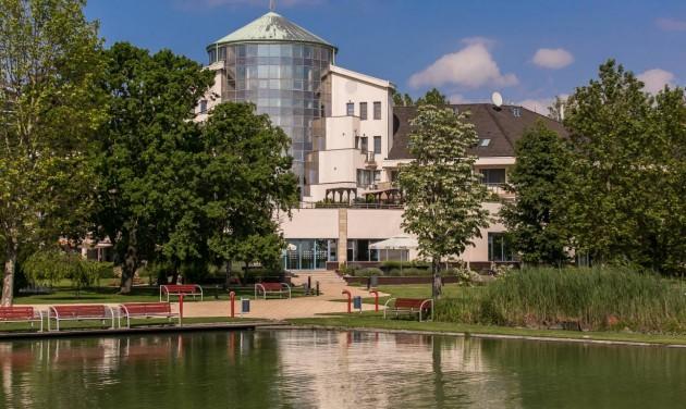 Új márkanévvel folytatja a balatonkenesei Telekom Hotel