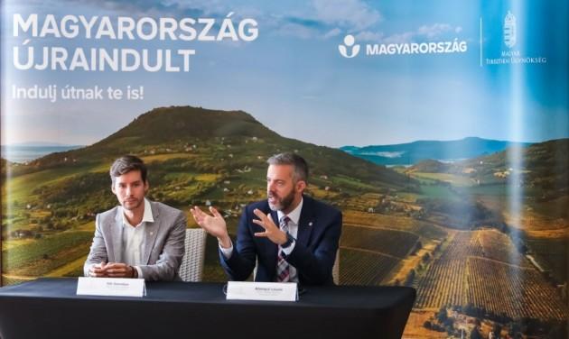 A borturizmus áll az MTÜ őszi forgalomélénkítő kampányának fókuszában