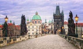 Megugrott a Prágába látogató magyarok száma