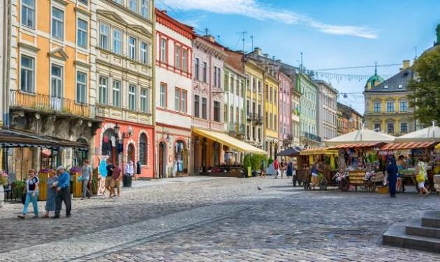 Brüsszel, Harkov és Lviv a Wizz Air új célállomásai