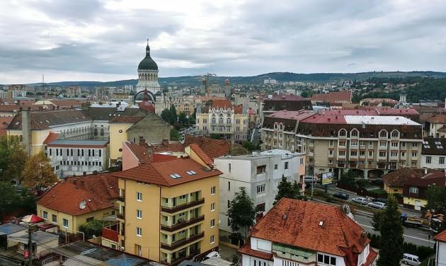 Vezető nélküli buszokat indítanak Kolozsváron
