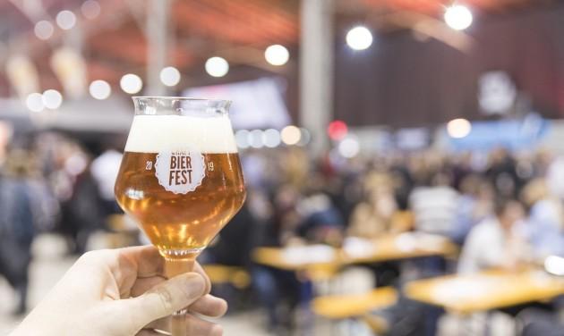 Kézműves sörfesztivál 100 sörfőzdével Bécsben