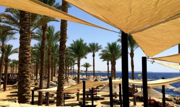 Visszatérés Sharm el Sheikhre