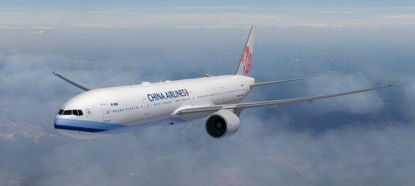 Szolgálatba áll a China Airlines új 777-ese