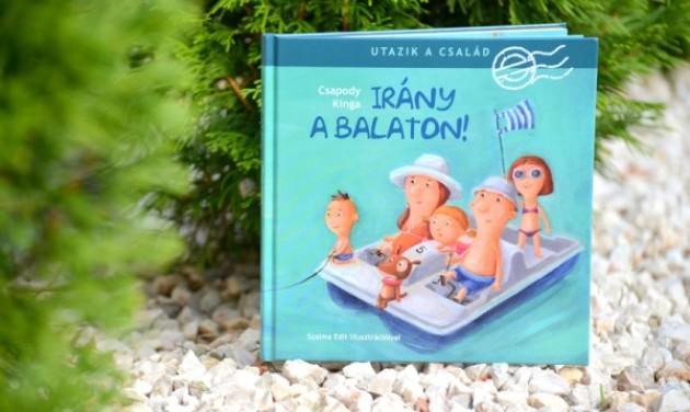 Utazik a család – Balatonra és Egerbe
