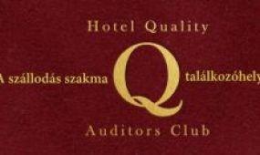 A Hotel Quality Auditors Club első találkozója - HELYSZÍNVÁLTOZÁS