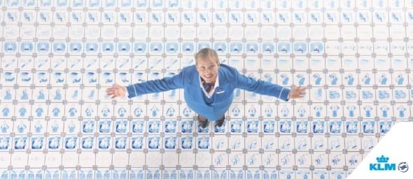 Egyedi biztonsági videó a KLM-től