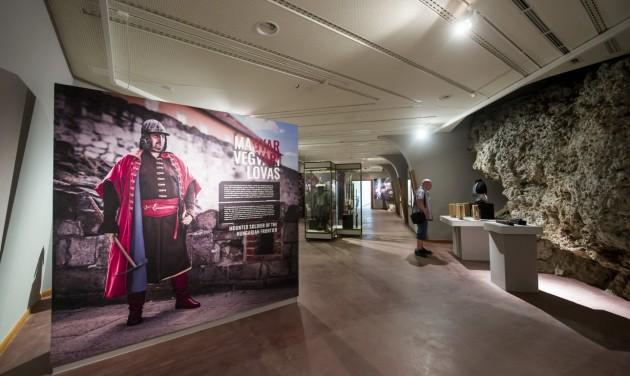 Új állandó kiállítás nyílt a Dobó István Vármúzeumban