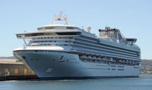 Koronavírus: újabb fertőzöttek a Princess Cruises óceánjáróján
