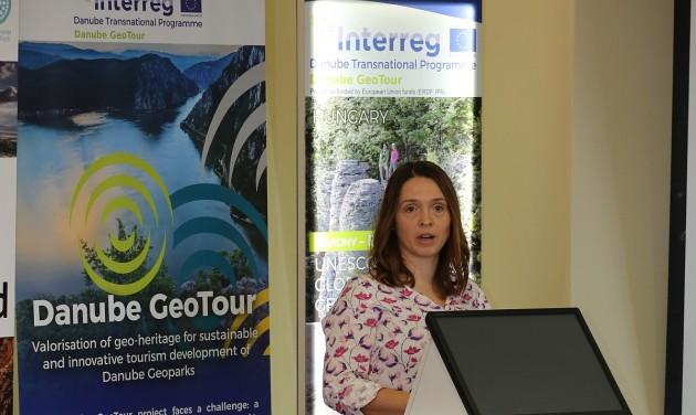 Dunai GeoTúra – fenntartható geoparkok
