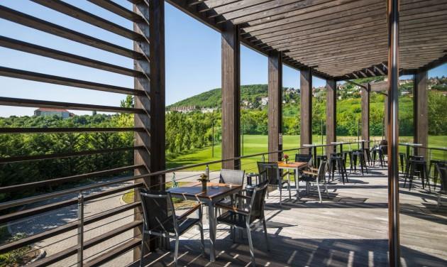 Golfpályával és rendezvényhelyszínnel bővül a Continental Group