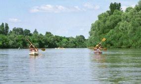 Kétmilliárd forintból fejlesztenek vízitúra-útvonalakat
