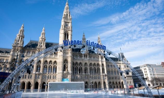 25. alkalommal nyílik meg a Bécsi Jégálom