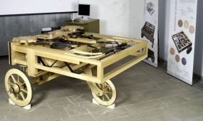 Ingyenes tárlatvezetések indulnak a pécsi Leonardo-kiállításon
