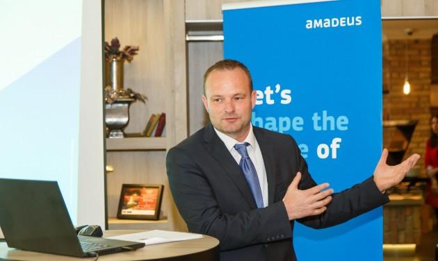 Turizmus.com rádió: Egyszerűbb jegyár visszatérítés az Amadeusszal