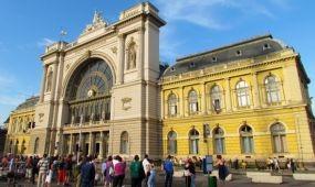 Vasárnap megnyitják a Keleti pályaudvar főbejáratát