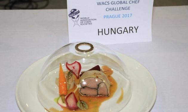 A magyar szakácsok és cukrászok kijutottak a WACS világdöntőre