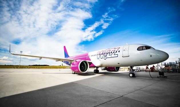 Megérkezett az első A320neo a Wizz Air flottájába