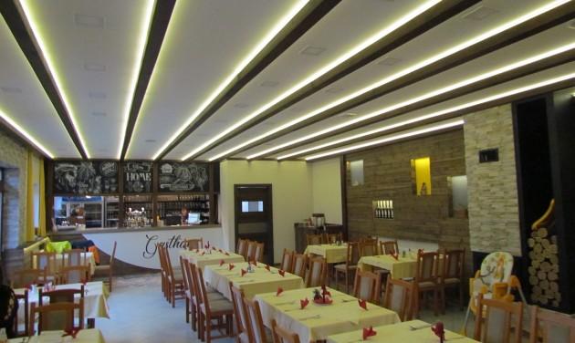 Megújult a szilvásváradi Gasthaus