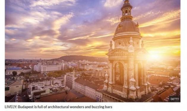 Magyarországot is a legbiztonságosabb úti célok közé sorolja egy brit lap