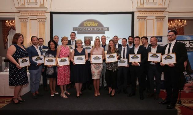 Ismét díjazták az üzleti turizmus legjobbjait