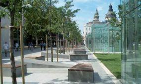 European Property Award az Erzsébet térnek