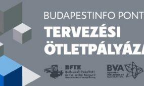 Pályázat a BUDAPESTINFO PONTOK újratervezésére