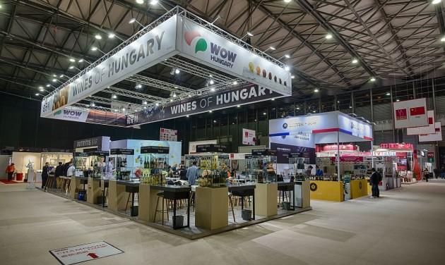 Népszerűek a magyar borok Kínában