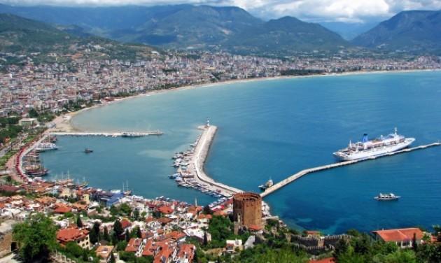 Újra mehetnek az orosz turisták Törökországba