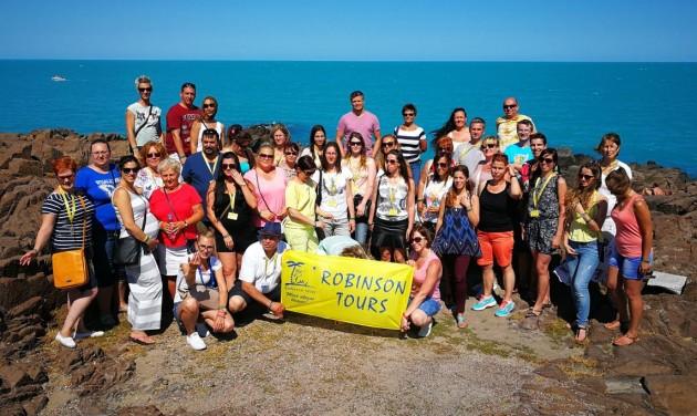 Bulgáriai tanulmányút a Robinson Toursszal