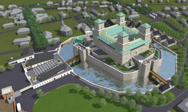 Folytatódik a Diósgyőri vár rekonstrukciója