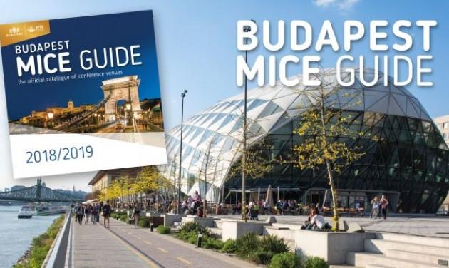 Budapest MICE Guide másodszor