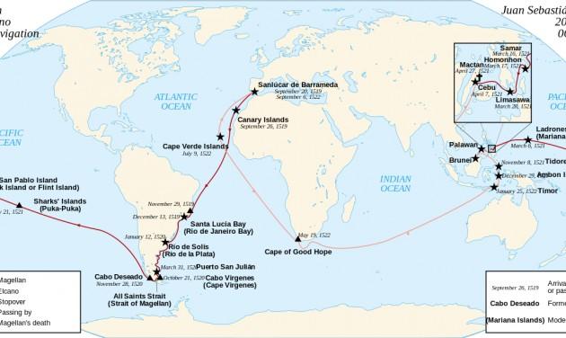 Szellemi kulturális örökséggé válhat Magellán egykori expedíciója