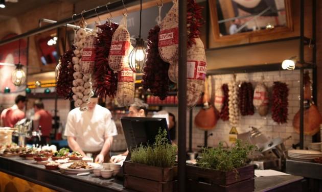 Jamie új budapesti éttermében jártunk