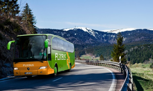 Természetjáróknak kedvez a FlixBus