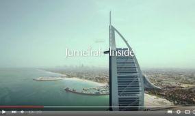 Online is bejárható a Burj al Arab