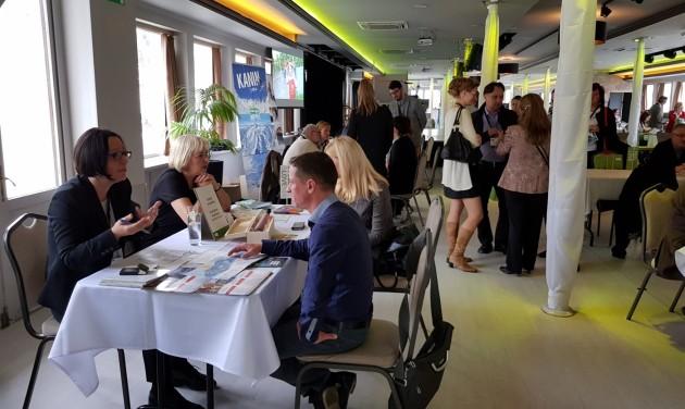 Szlovén workshop nagy érdeklődés mellett