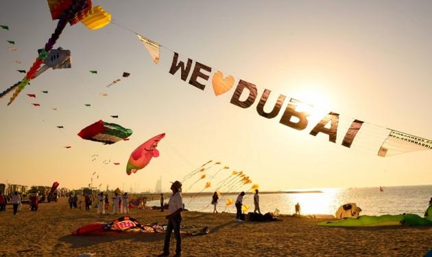 Rekordokat dönt Dubaj