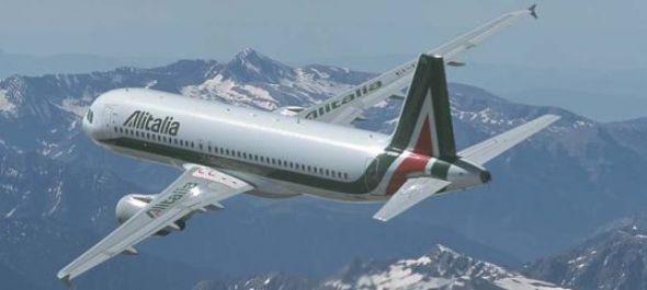Dolce vita az Alitaliával