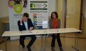 Együttműködési megállapodást kötött az Edutus és a MUISZ