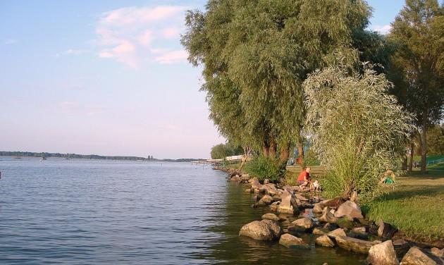 Jó szezont várnak a szállásadók a Tisza-tónál