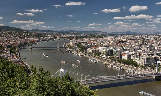 Visszatértek a német turisták Budapestre