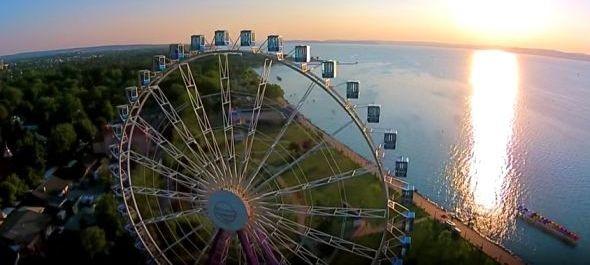 Siófokon és Hajdúszoboszlón lesz a legdrágább a nyaralás