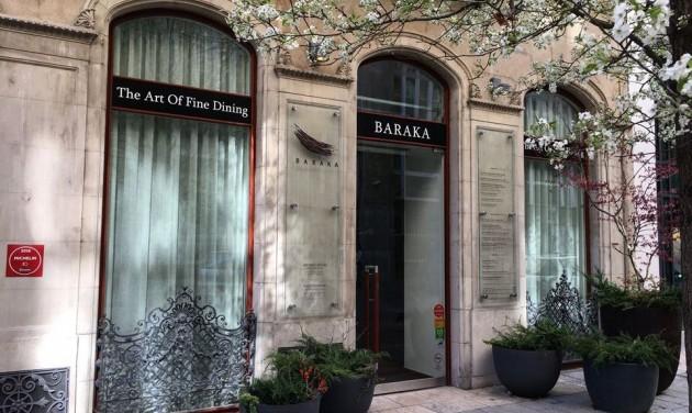 Bezárt a Baraka – egy fine dining étteremmel kevesebb Budapesten