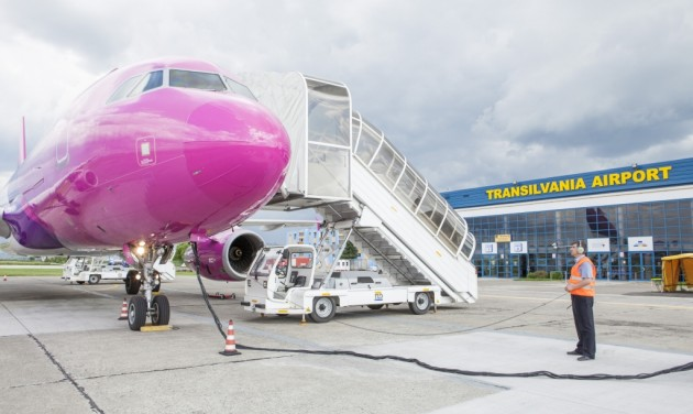 Nagyszebenből indít járatokat jövőre a Wizz Air
