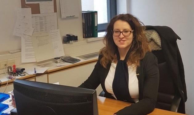 Speziani Stefania a budapesti ENIT kötelékében