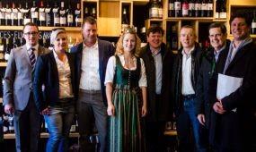 Osztrák-magyar tapasztalatcsere borokról