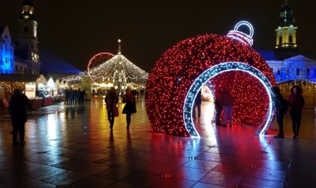 Advent Nagyváradon